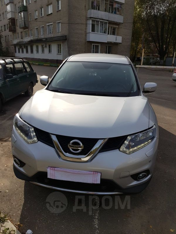 Nissan X-Trail, 2015 год, 1 330 000 руб.