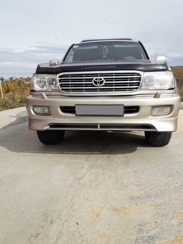 Toyota Land Cruiser, 1999 год, 1 010 000 руб.