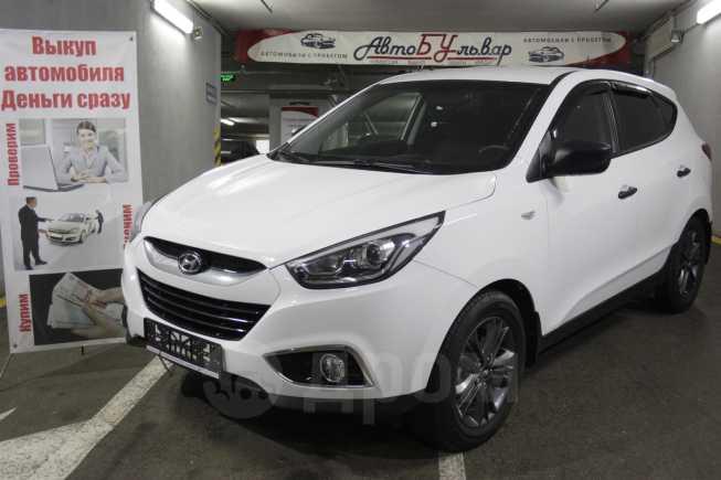 Hyundai ix35, 2015 год, 1 100 000 руб.