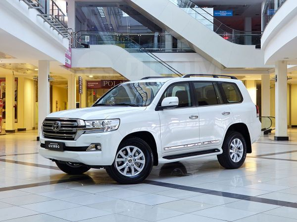 Toyota Land Cruiser, 2018 год, 5 228 000 руб.