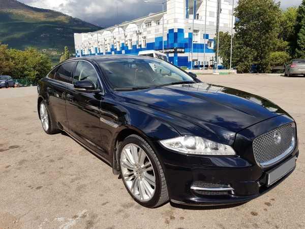 Jaguar XJ, 2012 год, 1 450 000 руб.