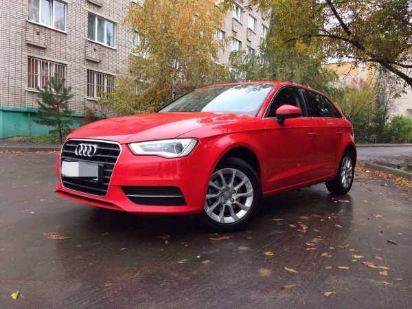 Audi A3, 2014 год, 820 000 руб.