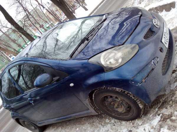 Toyota Aygo, 2007 год, 270 000 руб.