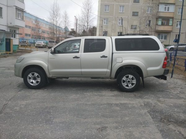 Toyota Hilux Surf, 2012 год, 1 150 000 руб.