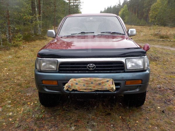Toyota Hilux Surf, 1993 год, 100 000 руб.