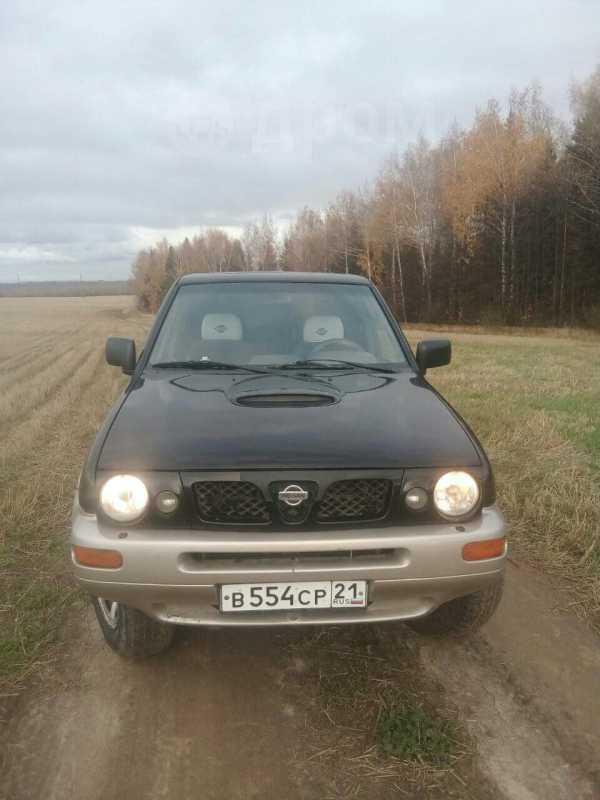 Nissan Terrano II, 1997 год, 180 000 руб.