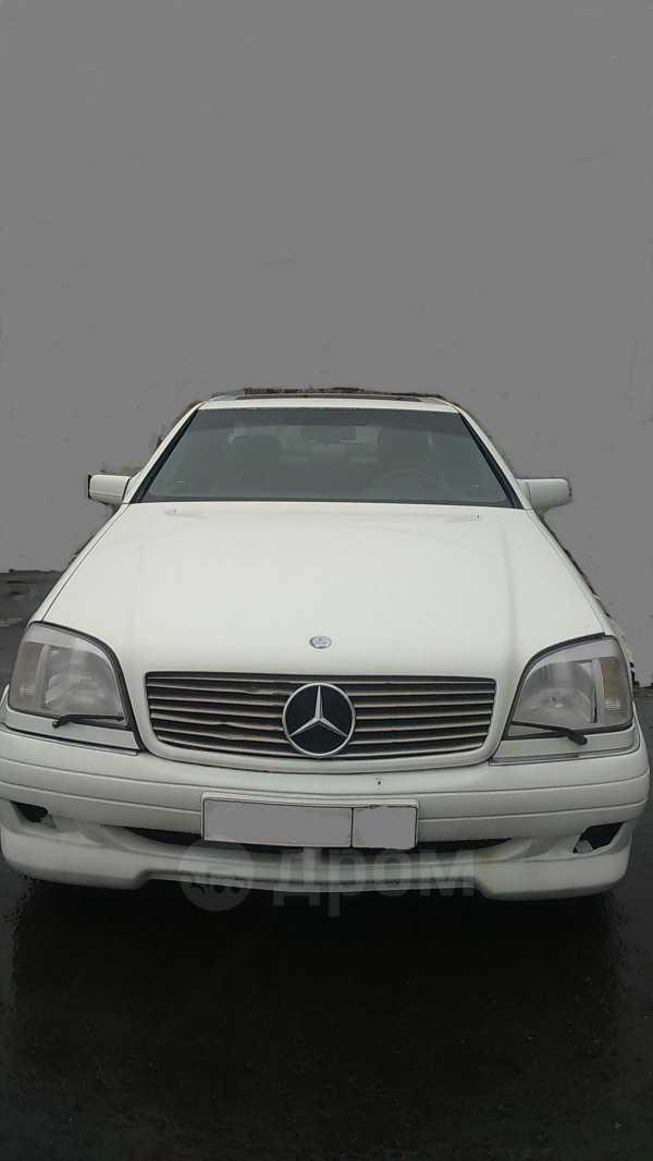 Mercedes-Benz CL-Class, 1996 год, 440 000 руб.