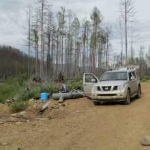 Улан-Удэ Pathfinder 2009
