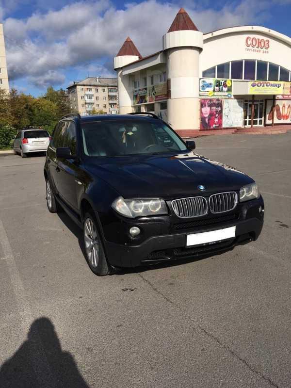 BMW X3, 2007 год, 610 000 руб.