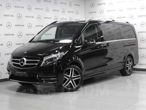 Mercedes-Benz V-Class, 2016 год, 4 350 000 руб.