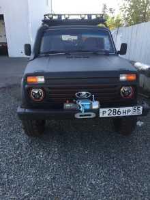 Омск 4x4 2121 Нива 1995