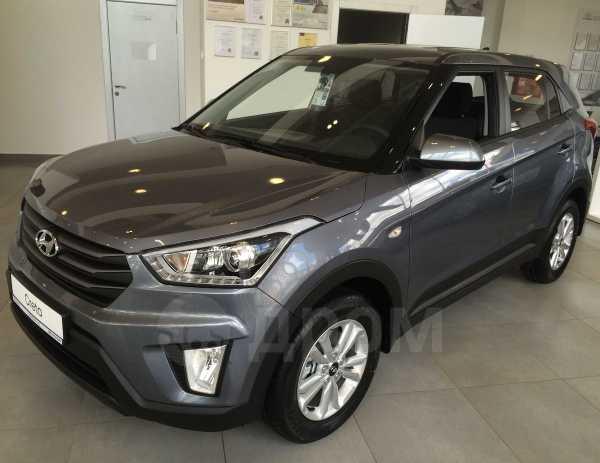 Hyundai Creta, 2018 год, 990 900 руб.