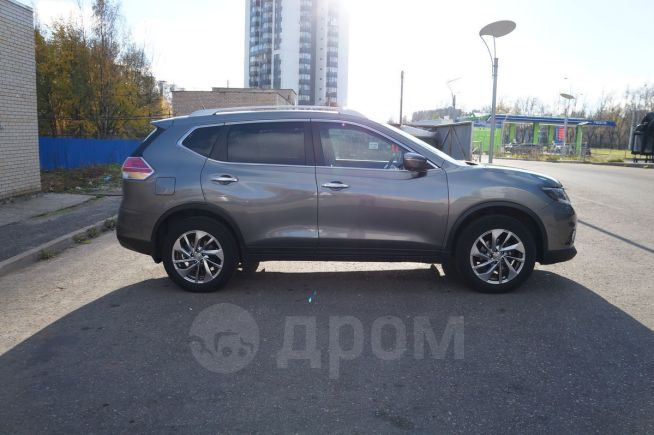 Nissan X-Trail, 2015 год, 1 175 000 руб.