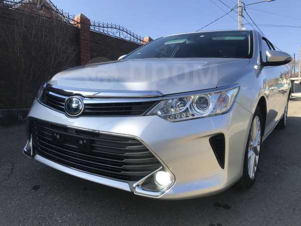 Toyota Camry, 2014 год, 1 385 000 руб.