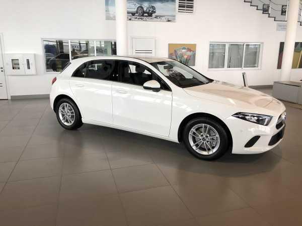 Mercedes-Benz A-Class, 2018 год, 2 114 946 руб.