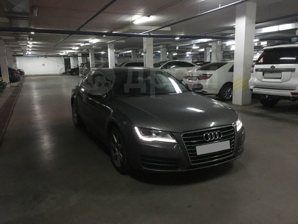 Audi A7, 2010 год, 980 000 руб.