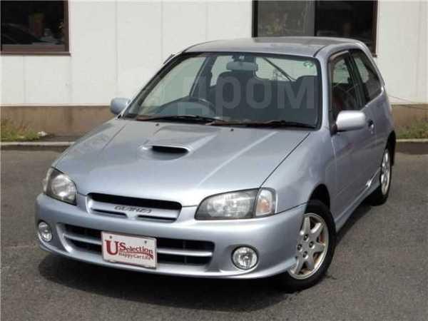 Toyota Starlet, 1999 год, 160 000 руб.