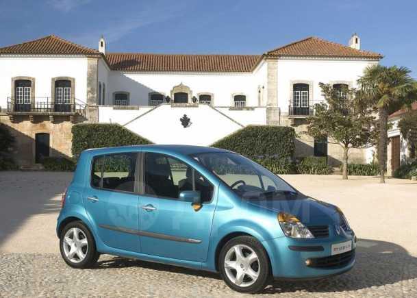 Renault Modus, 2004 год, 195 000 руб.