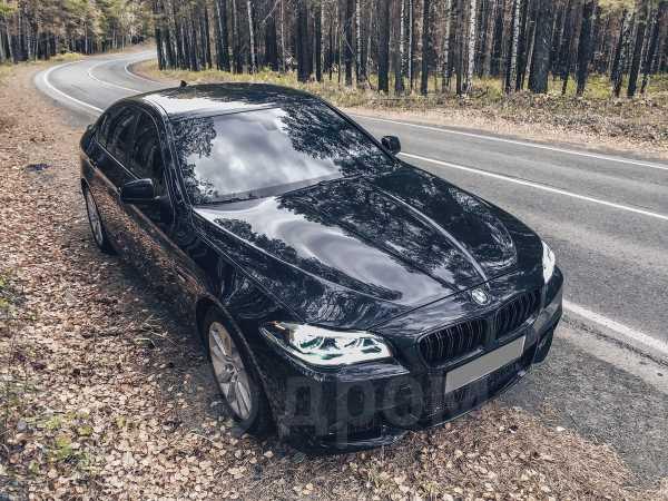 BMW 5-Series, 2012 год, 1 450 000 руб.