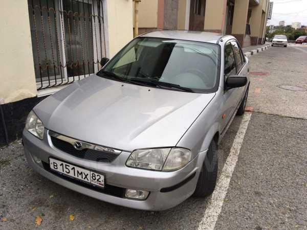 Mazda 323, 1999 год, 240 000 руб.