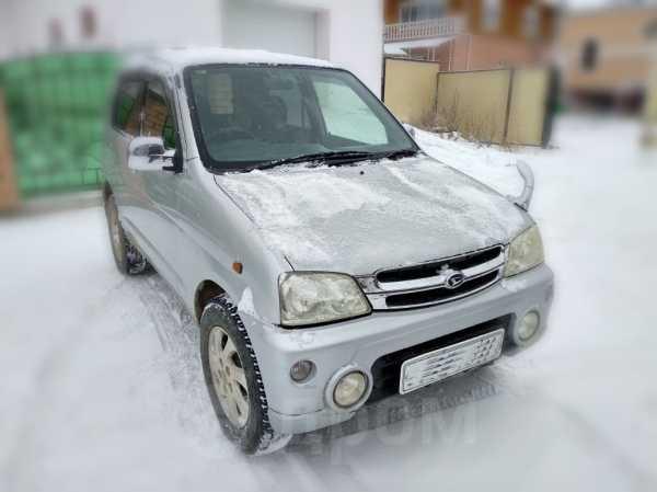 Daihatsu Terios Kid, 2002 год, 280 000 руб.