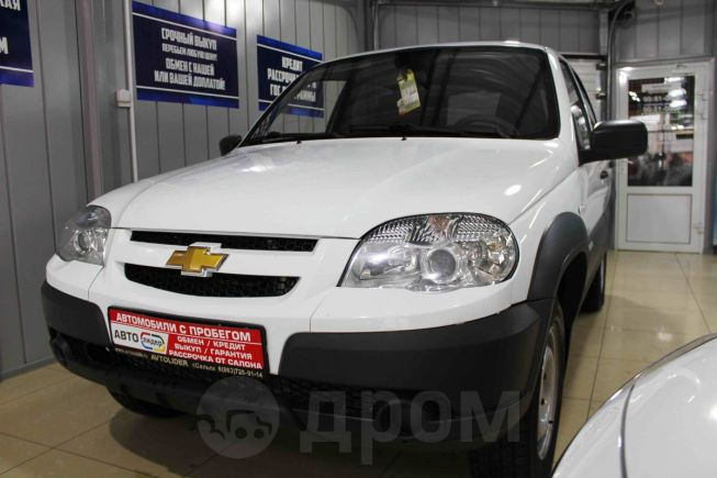 Chevrolet Niva, 2015 год, 499 900 руб.