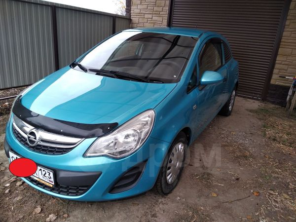 Opel Corsa, 2011 год, 330 000 руб.