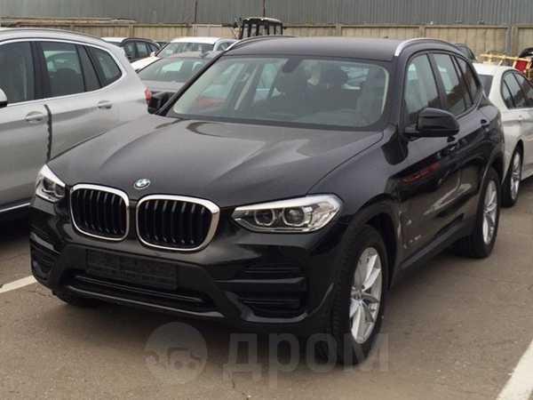 BMW X3, 2018 год, 2 875 000 руб.