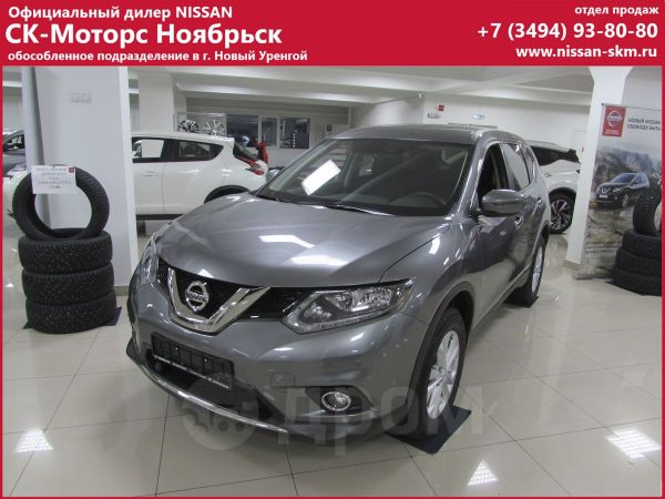 Nissan X-Trail, 2018 год, 1 661 000 руб.