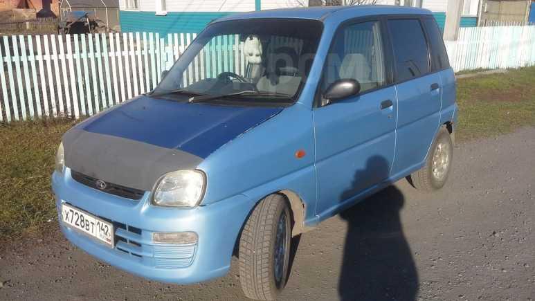 Subaru Pleo, 2002 год, 117 000 руб.