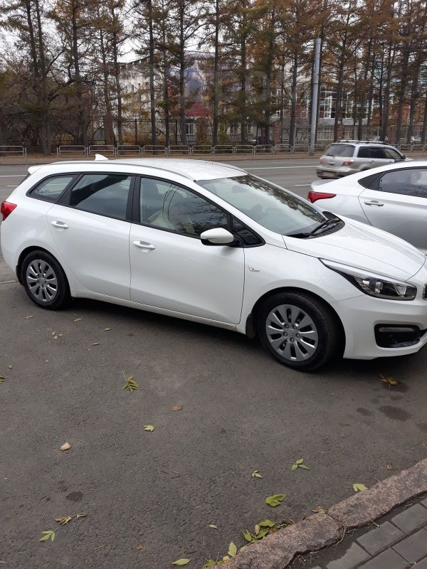 Kia Ceed, 2018 год, 940 000 руб.