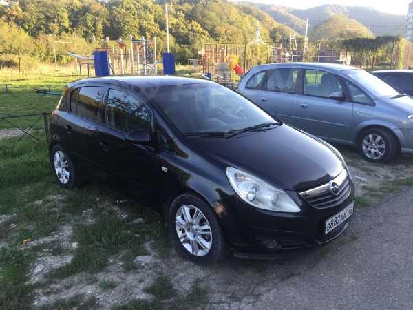 Opel Corsa, 2007 год, 328 000 руб.
