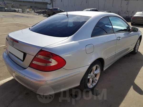 Mercedes-Benz CLK-Class, 2002 год, 470 000 руб.