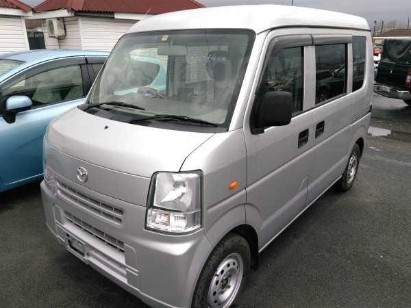 Mazda Scrum, 2014 год, 405 000 руб.