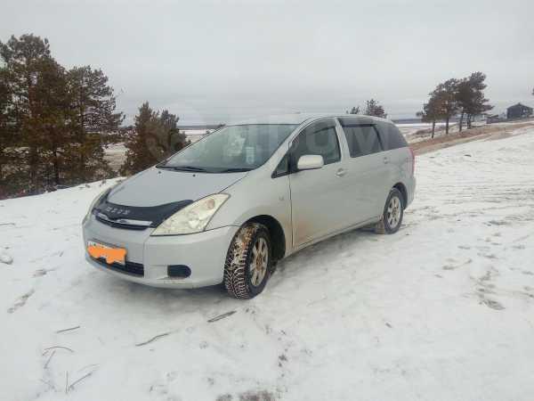Toyota Wish, 2003 год, 365 000 руб.