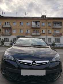 Белово Astra GTC 2013