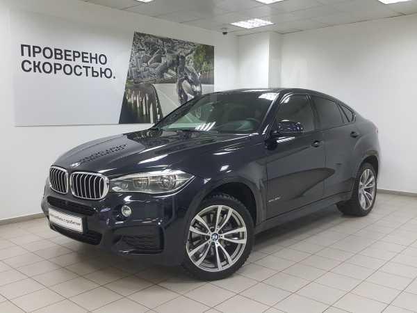 BMW X6, 2016 год, 4 290 000 руб.