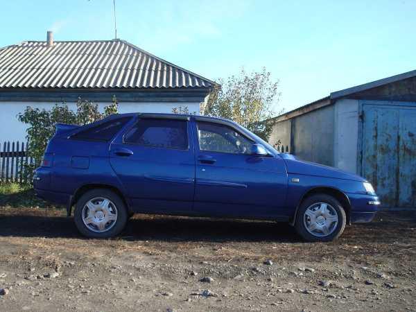 Лада 2112, 2002 год, 105 000 руб.