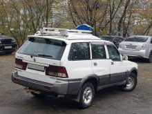 Владивосток Musso 2002
