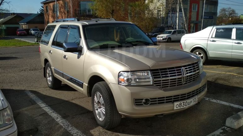 Lincoln Navigator, 2008 год, 1 600 000 руб.