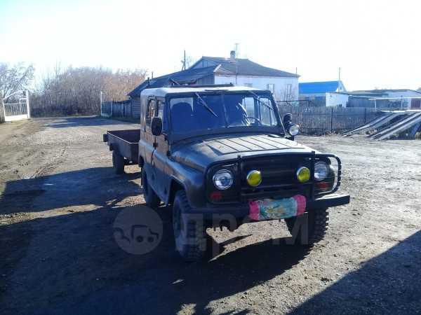УАЗ 469, 1974 год, 100 000 руб.