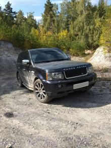 Land Rover Range Rover Sport, 2008 г., Челябинск