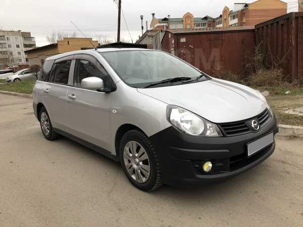Nissan AD, 2012 год, 435 000 руб.