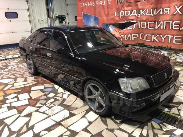 Toyota Crown, 2002 год, 520 000 руб.