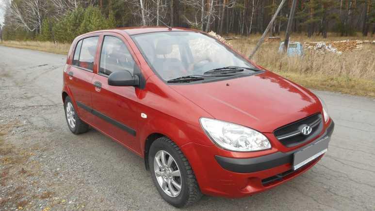 Hyundai Getz, 2010 год, 284 000 руб.