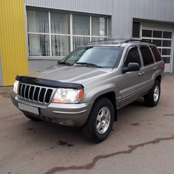 Jeep Grand Cherokee, 1999 год, 490 000 руб.