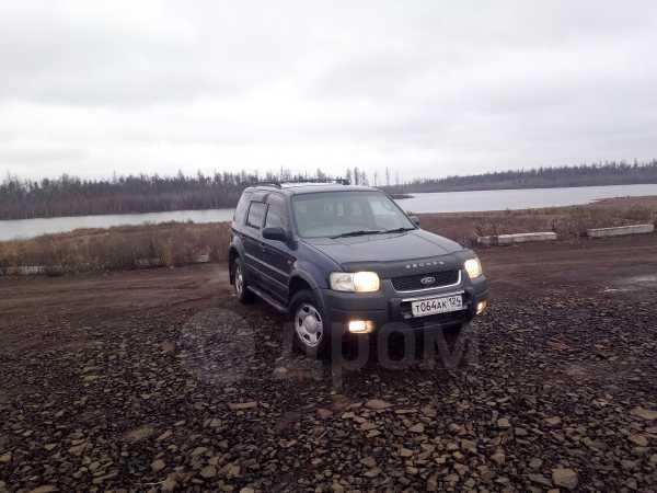 Ford Escape, 2002 год, 365 000 руб.