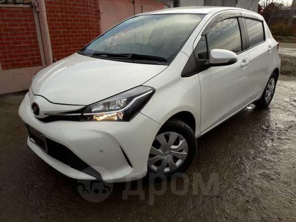 Toyota Vitz, 2014 год, 719 000 руб.