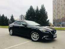 Новосибирск Mazda6 2017