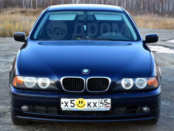 BMW 5-Series, 2001 год, 450 000 руб.